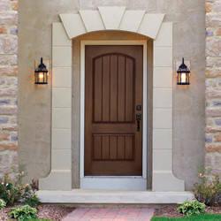 *Compared To Other Standard Fiberglass Doors.