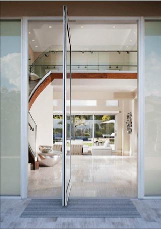 ... Exterior U0026 Interior Snap In Glazing (Square Profile)