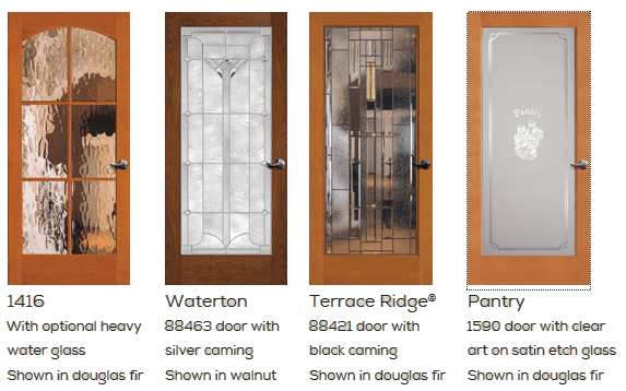 Interior french doors the window and door shop inc whether you prefer the simple elegance of clear glass or the intricate patterns of a decorative glass or resin panel insert youll find exactly the right planetlyrics Choice Image