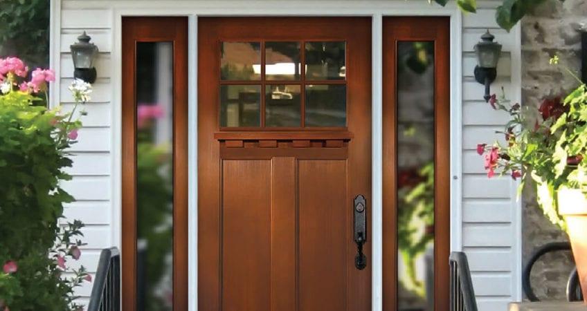 New Entry Door Fair Oaks CA Replacement Windows And Doors