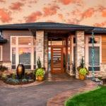 contemporary front door 7409 simpson 150x150