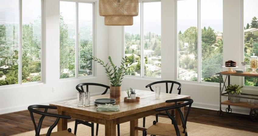 replacement windows in Rancho Cordova, CA