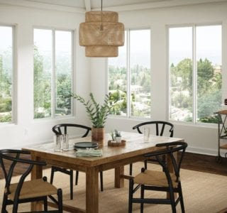 replacement windows in Eldorado Hills, CA
