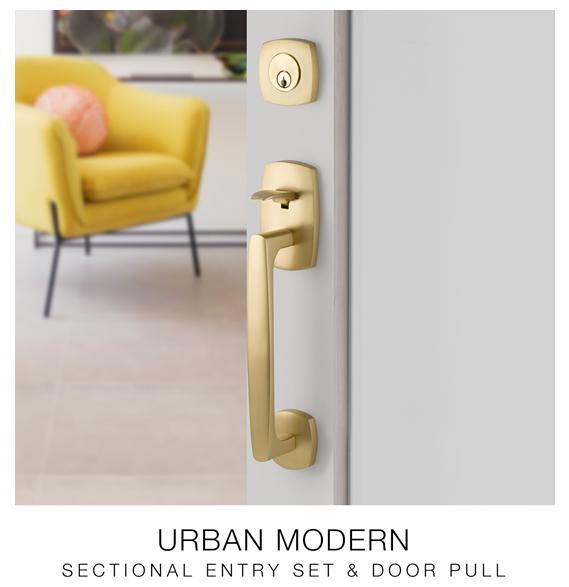 urban modern set door pull